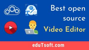 open source video editor